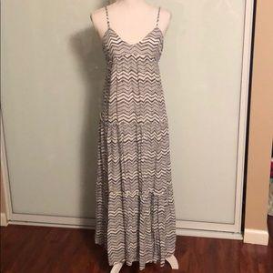 Billabong backless maxi dress